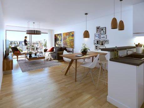 103033 - Apartamento De 2 Dormitorios En Venta En Pocitos