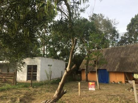 Cerca Arroyo Y Bus - Cabaña Y Local - Norte- Inmobiliaria Calipso