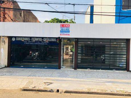 Casa Comercial Sobre Av. Melchor Pinto, Centro Con Buen Retorno De Alquileres
