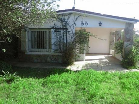 Id 10781 - Excelente Casa Para Vivir O Veranear Las Toscas Sur