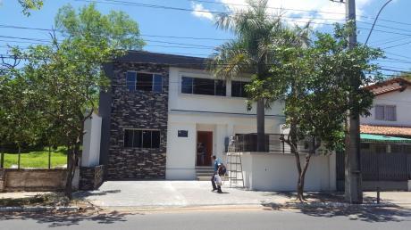 Departamento En Alquiler En Asunción - Zona Universidad Americana