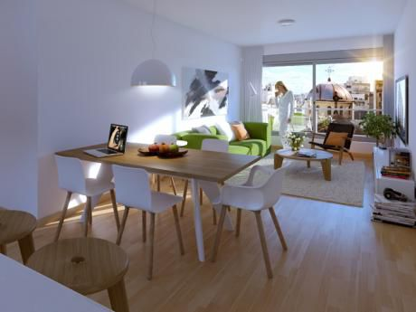 Apartamento De 1 Dormitorio En 18 De Julio Cordon