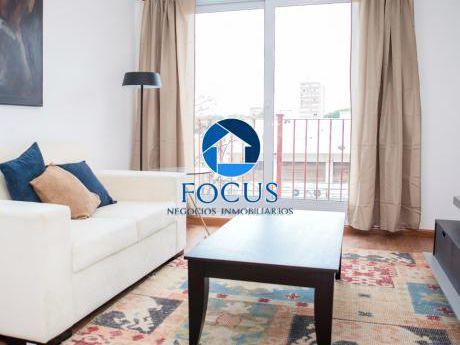 1 Dormitorio En Pocitos A Estrenar Usd 147.400