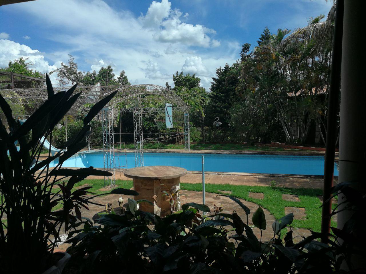 Vendo Casa Quinta En Itaugua