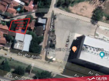 Terreno De 707 M² A 30 M. De Las Brisas, Al Lado Del Su Boulevard !