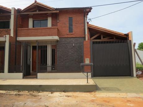 Alquilo Coqueto Duplex En Mburucuya