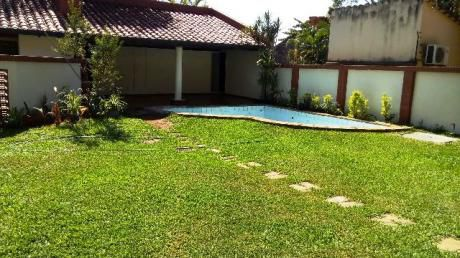 Casa En Asunción En Alquiler - Manora