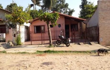 Vendo Casa En Mariano Roque Alonso
