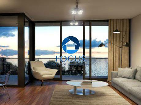 Estrene 3 Dormitorios. Imperdible Terraza Y Vista Al Mar