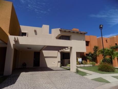 Casa En Alquiler Condominio Hacienda II