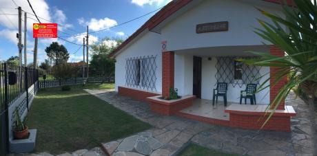 Casa -2 Dormitorios -parque Del Plata - Inmobiliaria Calipso