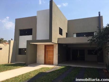 Alquilo Hermosa Residencia Minimalista Zona Col. Sil
