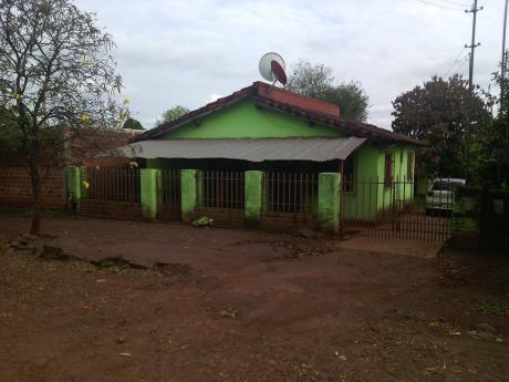 Vendo Casa En El Barrio Chaipe De Encarnacion
