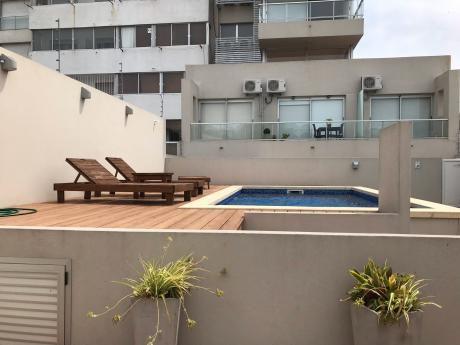 Excelente Penthouse Con Hermosa Vista