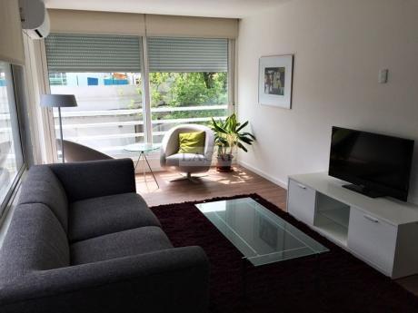 Apartamento 2 Dormitorios Punta Carretas A Estrenar