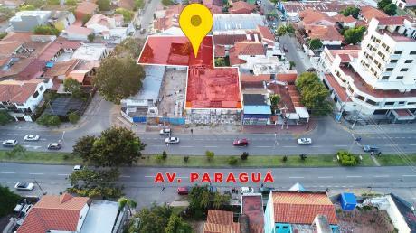 Terreno Sobre Av Paragua