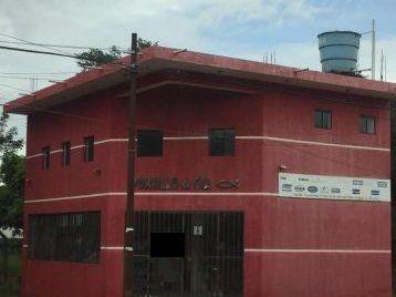 Alquilo Salon Comercial En Ciudad Del Este Zona Km 7 Barrio Carolina
