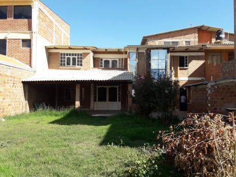 Amplia Casa En Alquiler Proximo Av. Capitan Ustariz Km4, 1.800 Bs.