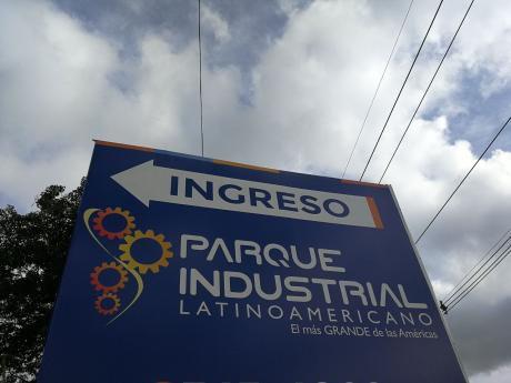 Terreno En El Parque Industrial Latinoamericano