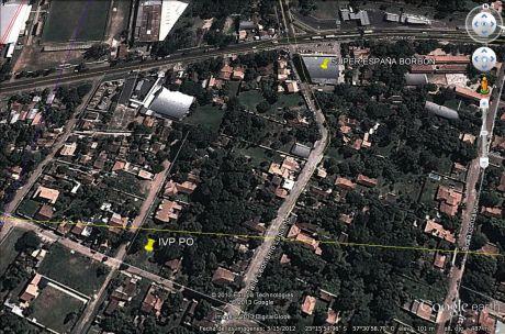 Oferta Terreno Zona Bourbon  Luque 1485mts2