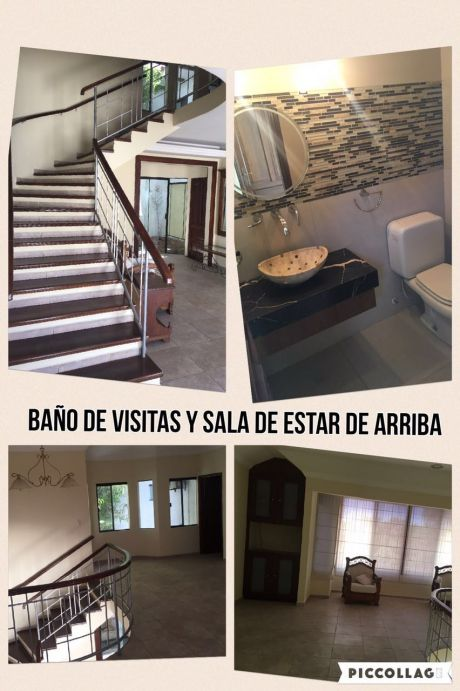 Hermosa Casa En Exclusivo Barrio Residencial Las Palmas
