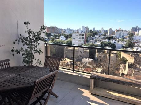 Penthouse Impecable, Parrill, Cocina Definida, Gge.