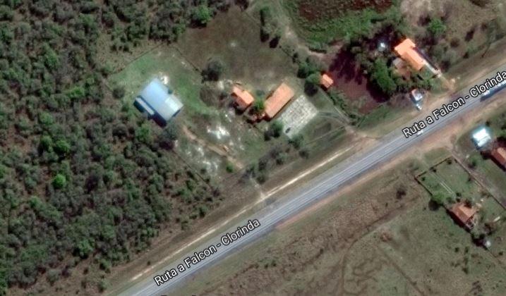 Terreno 50x100 Con Tinglado, Ruta Falcón - Clorinda