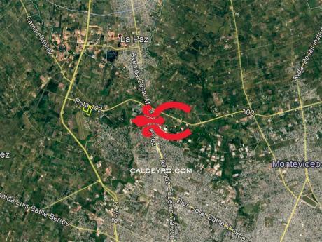 Terreno De 13,4 Has. En Anillo Perimetral Ref.: 4311
