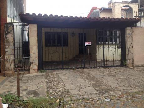 Casa De 3 Habitaciones En Bº Jara, Asuncion Zona Hospital La Simed