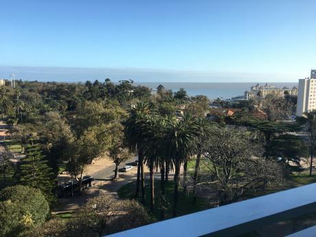 Hermoso Dpto Con Vista Al Lago Y Al Mar!