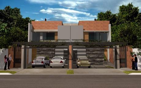 Duplex A Estrenar En Barrio Bella Vista Cerca Del Sil/ Zona Club Centenario