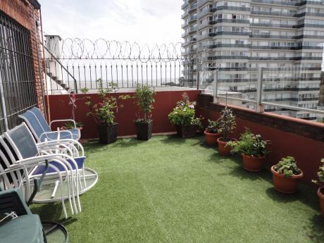 Venta Apartamento En Punta Carretas Golf  Penthouse