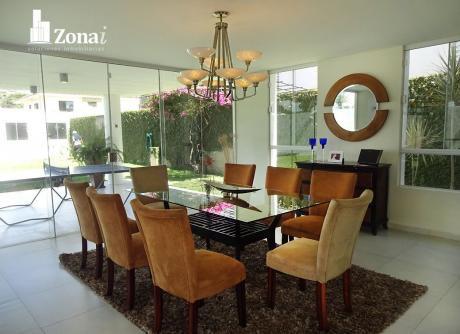 En Villa Bonita Urubo... Hermosa Casa Nueva De 3 Dormitorios°°°