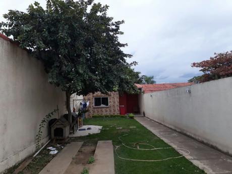 Vendo Casa En Villa 1ro De Mayo