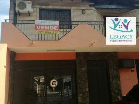 Vendo Casa De 5 Hab., En Fernando De La Mora Zona Norte