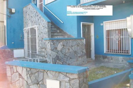 Casa En Planta Baja  Garage Y Parrillero