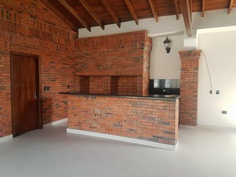 Vendo Hermosa Residencia A Estrenar En Lambare