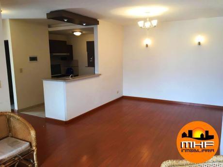 Departamento En Alquiler 2 Dormitorios Con Terraza Próximo Al Prado
