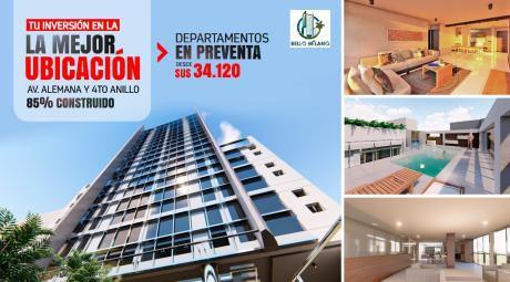 Condominio Bello Milano - Departamentos En Pre-venta Desde 34.120 Usd.