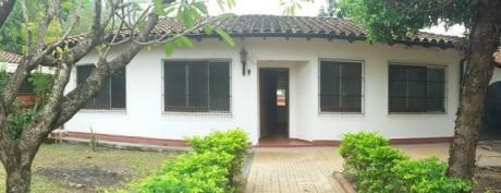 Alquilo Casa En Urb.costa Azul