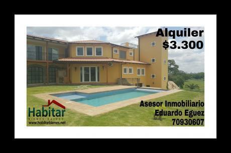 Habitar Alquila Mansion En El Urubo