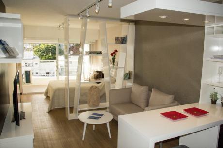 1 Mes Gratis De Alquiler Y Gastos!!estrená 1 Dormitorio En Pocitos!!!