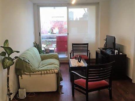 Excelente Apartamento 1 Dorm C/garaje Pocitos Nuevo