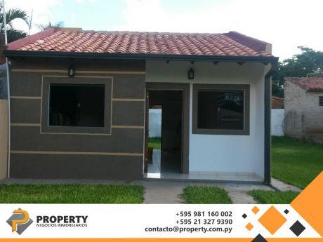 Vendo Casa Estrenar - En Ñemby