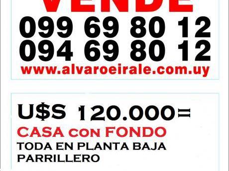 #cufre Y Garibaldi  Planta Baja Al Fondo Parrillero