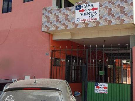 Solo 45.000 Dolares!!!! Casa En Venta 2 Plantas 7mo Anillo Cumavi