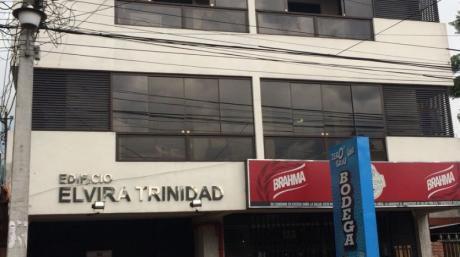 Departamento En Edificio Elvira Trinidad