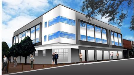 Vendo O Alquilo Edificio En El Microcentro De Asunción