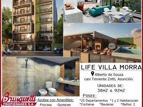 Edificio Life Villa Morra