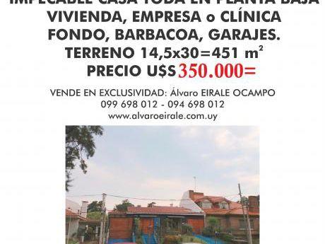 ## Vivienda O Empresa.toda En Planta Baja